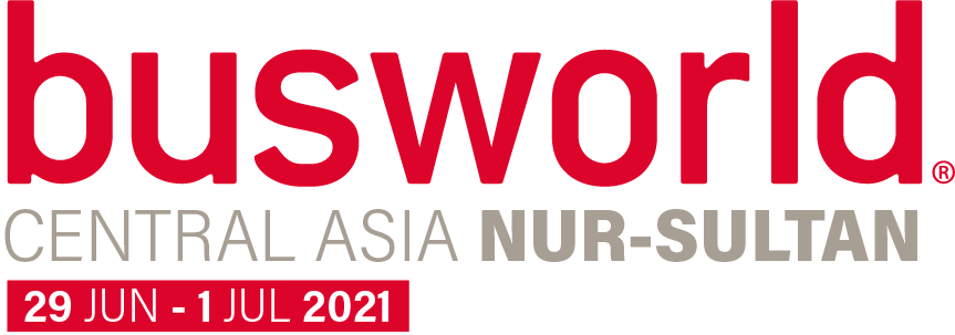 Busworld Central Asia 2021 logo